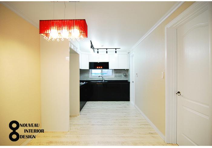 평택 동삭동 현대 아파트 28평 주방 리모델링 [하이그로시싱크대 ...