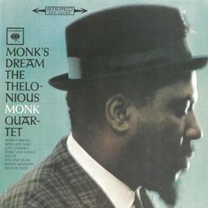 [Jazz] The Thelonious Monk Quartet Monk's Dream