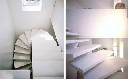 한울사랑방  디자인과 아이디어가 특이한 계단 - Daum 카페