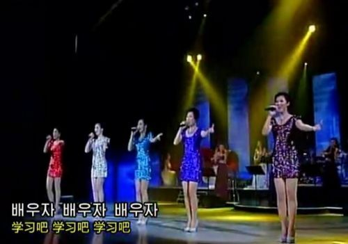 NAVER まとめセクシーアイドルグループ 美女 モランボン楽団(牡丹峰楽団)北朝鮮版「少女時代」か…