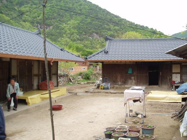 쌍용초등학교23회  황토집으로 변모한 시골집 리모델링 수리 ...