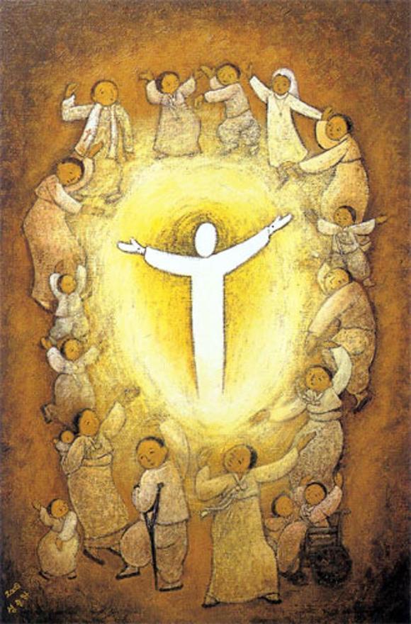 부활절, 자신의 삶을 돌아보다