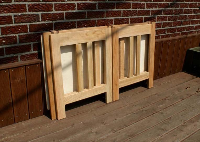 부산가구공방[원목] - 접이식 테이블/접이식 작업대/접는 책상 ...