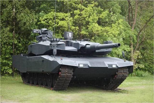Vídeo: MBT Revolution by Rheinmetall Defence