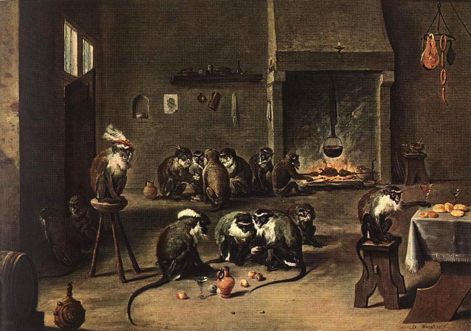 David Teniers the Younger (1610-1690) 작품