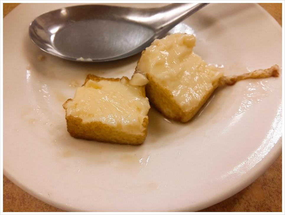 [2017 타이페이] 튀김생두부와 파볶음을 로컬식당 진천미에서 즐긴다.