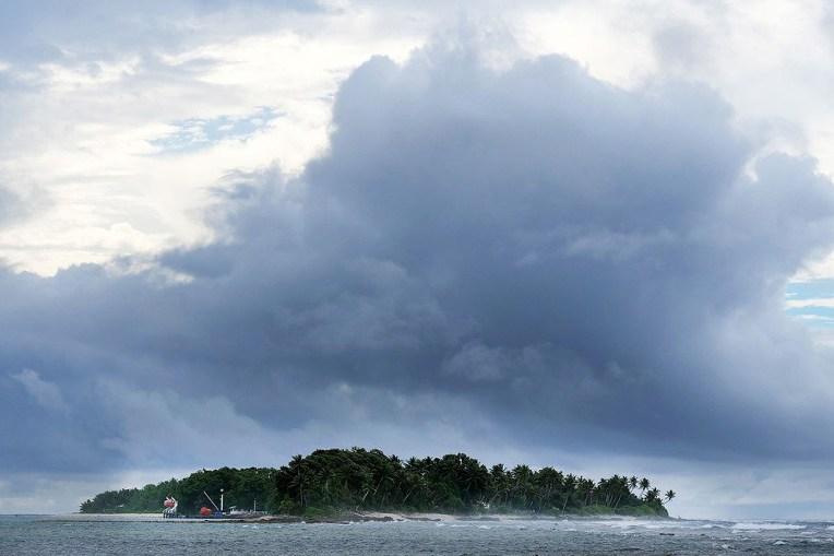 사진작가가 방문한 남태평양 투발루