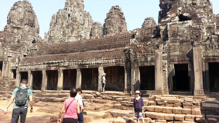 앙코르왓 캄보디아 방문기