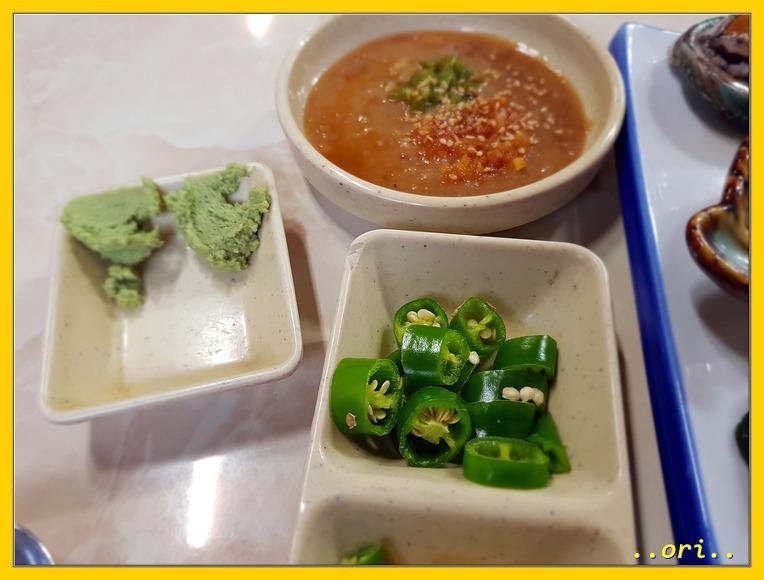 <제주 맛집> 저렴하고 맛나기로 유명한 [풍어회센타]에서 한치회 한접시~